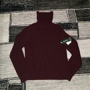 NWT Lauren Ralph Lauren Sweater Size Medium